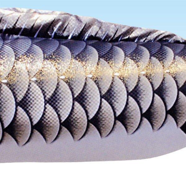 画像3: 鯉のぼり「瑞宝きらめき」ベランダ用スタンド付きセット