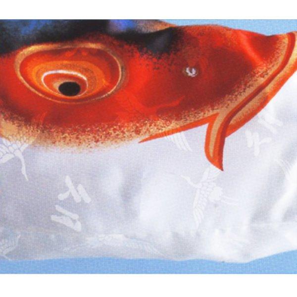 画像2: 久月 鯉のぼり きらめき鯉 ベランダ用スタンドセット