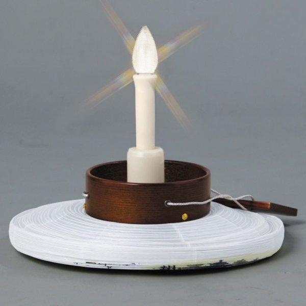 画像2: 盆提灯 御殿丸用 LEDスーパーライトコードレス電池灯