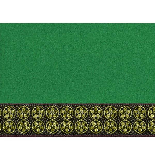 画像4: 家紋入り毛氈(フェルト)敷折織丸に梅鉢(まるにうめはち)天神様神紋