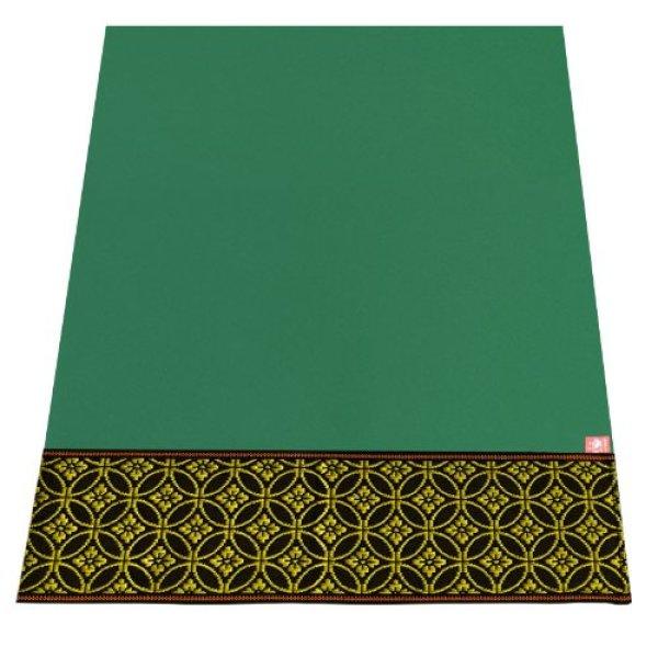 画像1: 緑毛氈(もうせん)  敷折織 5柄 (しきおりおり) 床飾り用 <特厚2mm>