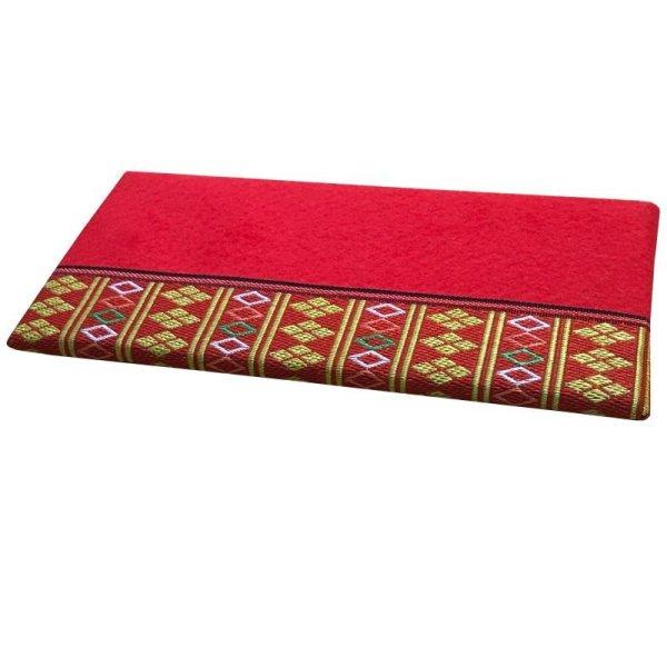 画像3: 立体赤毛氈  繧繝(うんげん) 敷折織