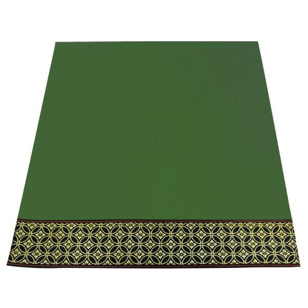 画像1: 鶯毛氈(もうせん)  敷折織 5柄 (しきおりおり) 床飾り用