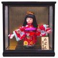 久月 舞踊人形ケース 月印7号「めばえ」