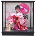 平安豊久 舞踊人形ケース 花印6号「あかり」